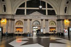 Barcelona Estació de França (France Train Station)