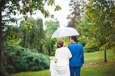 [Venue] rainy french wedding