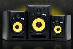 KRK Rokit Range of Monitors #SoundSanctuary #SolRepublic