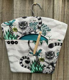 Lemur peg bag £11.50