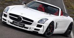Mercedes SLS 640-2 Carbon Edition by Oakley Design