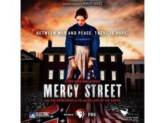 'Mercy Street' to Debut Sunday, Jan. 17 on PBS