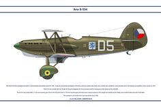 Avia Czechoslovakia 6 by WS-Clave Ww2 Aircraft, Colour Schemes, World War Two, Airplanes, Air Force, Fighter Jets, Wings, Military Men, Paint