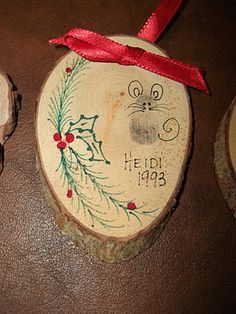 Fast & Fun Christmas Ornaments from Nature