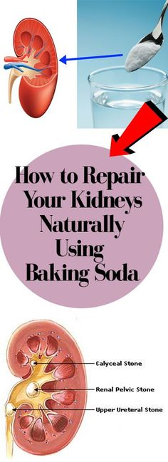 We must take proper care for our kidneys and protect them from damages. Luckily there is a natural ingredient that can help us improve our kidney functions and reverse the damage that has been done. That miracle ingredient is baking soda.