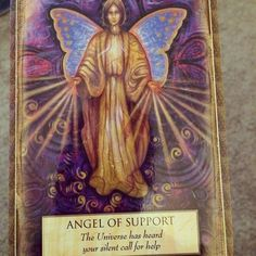You asked for help. The universe has heard your call! An angel has been sent to guide you:) things are about to change! #surrender #trusttheuniverse #angels #apeacefulheartcoaching
