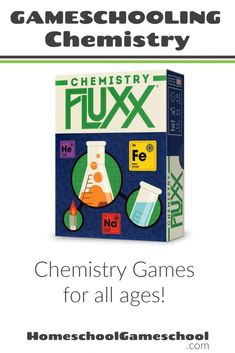 Chemistry Games - Games That Teach Chemistry (all ages)