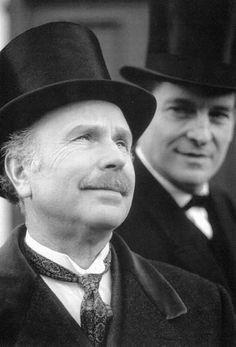 Watson and Sherlock.
