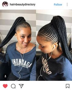 """Her braids giving me """"Alicia Keys"""" Vibes✨"""