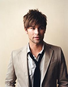 For the love of God, please play Christian Grey when the movie comes out. <3 Chace Crawford