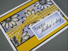 Great card making tutorial from Stamp TV