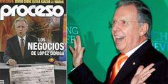 DELINCUENTAZO Joaquín López-Dóriga se ha enriquecido a través de la calumnia y la extorsión | NOTIGODINEZ