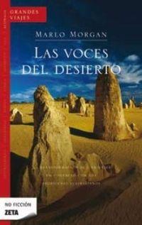 """""""Las voces del desierto"""" de Marlo Morgan"""