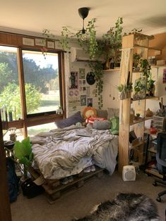 Indie Room Decor, Aesthetic Room Decor, Indie Bedroom, Grunge Bedroom, Hippie Bedroom Decor, Hipster Decor, Neon Bedroom, Hippie Bedding, Apartment Bedroom Decor