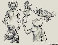 Wanted to sketch some bodies and hands for practice. Used Pennywise, because of course I did. Creepy Cute, Animal Art, Drawings, Pennywise The Dancing Clown, Monster, Drawing Poses, Horror Characters, Horror Movie Art, Movie Art