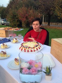 zia Barbara e il compleanno il giorno del battesimo