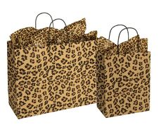 Gift Bags - Leopard - Box and Wrap