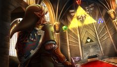 Link | Temple of Time by Autlaw