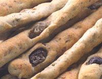 ⇒ Bimby, le nostre Ricette - Bimby, Grissini di Grano Saraceno con Semi di Zucca e Olive