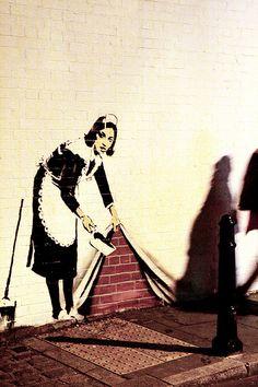 Shary Bobbins by fabbio, street art