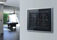 Gira KNX system - Milieu Control om energieverbruik te monitoren