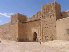 ouarzazate vallee du draa  maroc