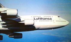 Lufthansa, wide bodies