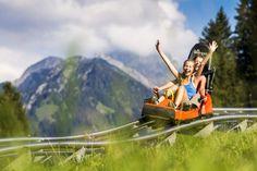 Allgäu Coaster - die Sommerrodelbahn im Allgäu