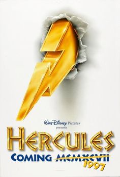 Hercules- love the old school Disney movie posters :) search for any poster just by clicking the link! Old Disney, Disney Girls, Disney Love, Disney Magic, Disney Art, Hercules Movie, Disney Hercules, Disney Movie Posters, Disney Animated Movies