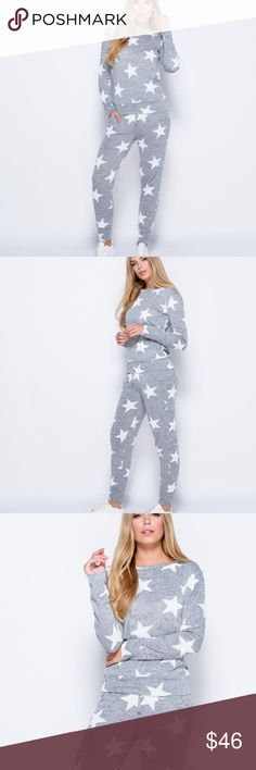d1ff9c5d97b9 Star Sweat suit Keep your loungewear collections fashionably chic this  season with our new range.