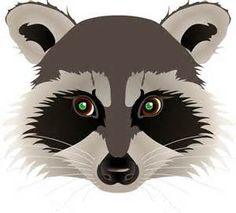 raccoon face paint - AT Yahoo! Image Search Results