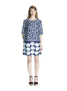 Kentauri and Ceres dresses - Marimekko clothes, Spring 2015