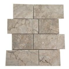 Image result for allen + roth temple gray subway tile