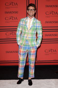 Brad Goreski at the 2013 CFDA Awards