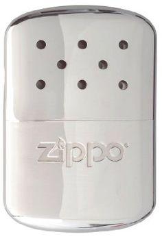Zippo Silver Hand Warmer:Amazon:Sports & Outdoors