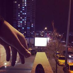 #alone #night #cool #cold