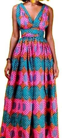 African print dresses can be styled in a plethora of ways. Ankara, Kente, & Dashiki are well known prints. See over 50 of the best African print dresses. African Dresses For Women, African Print Dresses, African Attire, African Wear, African Fashion Dresses, African Women, African Prints, African Style, African Clothes