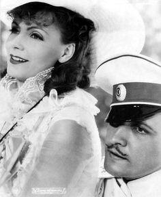 "Greta Garbo and Fredric March, ""Anna Karenina"" (1935)"