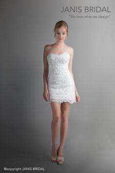 Premium Bridal, Wedding Dress, Evening Dress.  Worldwide sale. Call : +66 89 106 1975  Line id : janisa_dress Instagram : Janis_Bridal Email : janisa.bride@gmail.com www.Facebook.com/JanisBridal