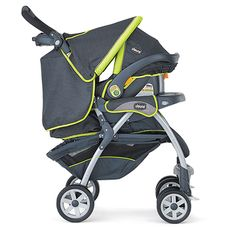 Cortina SE Travel System - 2 in 1 baby car seat stroller set