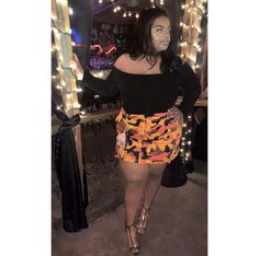 plus size outfits casual,plus size outfits for work,plus size outfits for going out,plus size outfits on a budget Thick Girls Outfits, Curvy Outfits, Dope Outfits, Girl Outfits, Fashion Outfits, Summer Outfits, Plus Size Going Out Outfits, Plus Size Outfits, Thick Girl Fashion