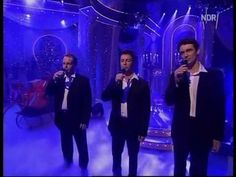 Silent Night - the 3 Celtic Tenors