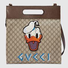 Soft GG Supreme Donald Duck tote