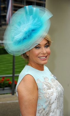 Brix Smith Start attends Day 2 of Royal Ascot at Ascot Racecourse on June 19, 2013.