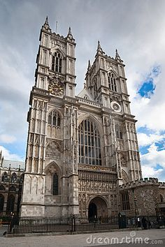 Westminster Abbey in London, England  Seeing this in real life makes an American understand how young our country really is...like an infant in grand scale of things...