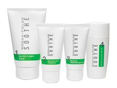 SOOTHE :: for Sensitive, Irritated Skin and Facial Redness. Want to learn more? visit www.julieshook.myrandf.com   Join PC Perks for a 1x Fee of $19.95 and receive 10% off all Rodan + Fields products all the time! FREE SHIPPING on regularly schedule orders.