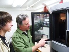 3D Printing Technology Brings Businesses to the School   Stratasys