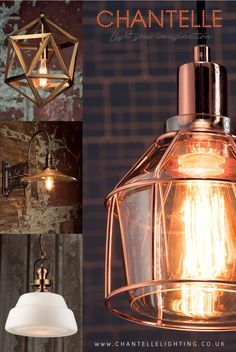 Check out the latest in lighting trends, with our collection of ranges.