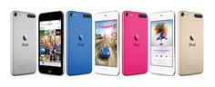 apple-history.com / iPod touch (6th Generation) 2015