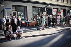 "Kallio in a good company on ""The 20 most hipster neighbourhoods in the world"" © Olli Häkkinen Berlin, Pop Up Restaurant, Helsinki, Awesome Beards, Travel News, Good Company, Getting Out, Finland, The Neighbourhood"